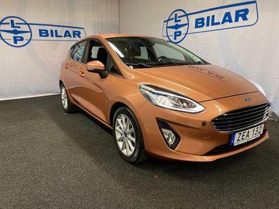 begagnad Ford Fiesta Titanium 1.0 EcoBoost 100hk Vhjul