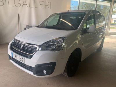 begagnad Peugeot Partner Skåpbil L1 100hk Pro Pack