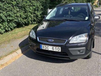 begagnad Ford Focus 1.8 flexifuel skattad & besiktigad