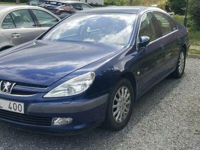 begagnad Peugeot 607 2,2