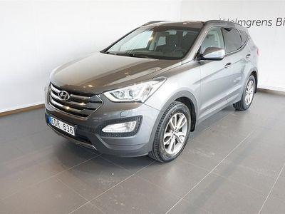 begagnad Hyundai Santa Fe 2.2 CRDi A6