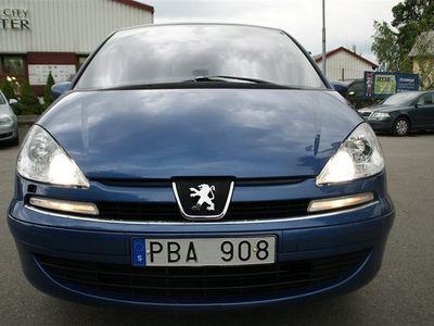 begagnad Peugeot 807 ST 2,0 7-SITS/8500MIL/SVENSKSÅLD -07
