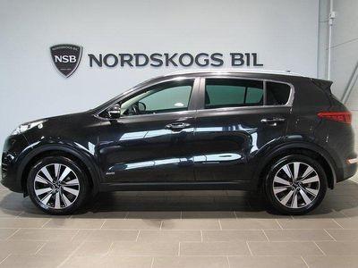 begagnad Kia Sportage 2.0 CRDi AWD Aut 184hk | Svensks