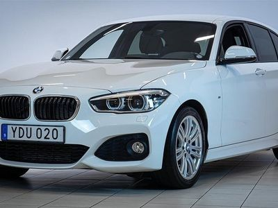 begagnad BMW 120 d 5D M-sport Automat