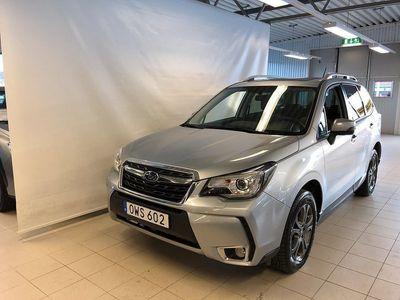 begagnad Subaru Forester XT Exclusive 240hk Vhjul Endast 1500Mil