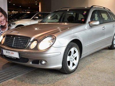 begagnad Mercedes E200