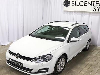 begagnad VW Golf Variant 1.6 TDI BlueMotion Comfort Euro 6 DSG Automat *0kr konta