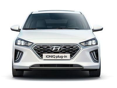 begagnad Hyundai Ioniq Hybrid Premium+