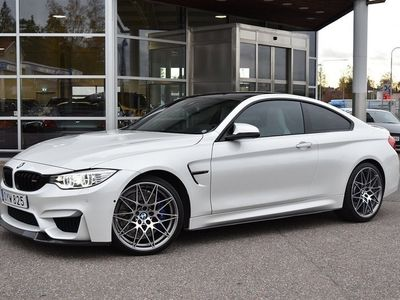 begagnad BMW M4 COMPETITION DCT 450HK M-PERFORMANCE