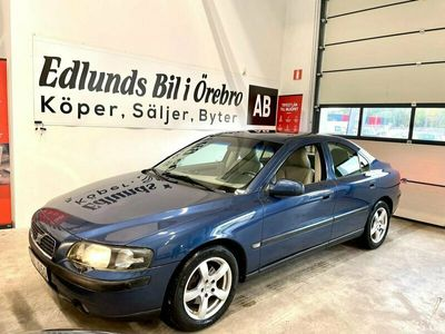 begagnad Volvo S60 2.4 140hk ny servad (Drag)