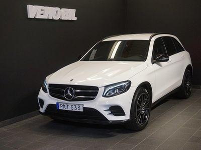begagnad Mercedes GLC220 d 4M 4-Matic AMG-Exteriör Exclusive-Interiör Värmare Aut Dr