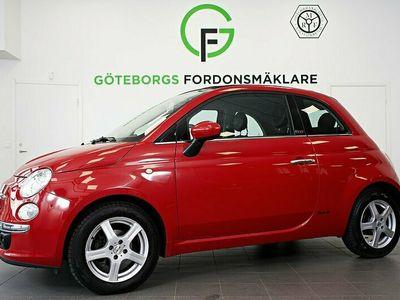 begagnad Fiat 500C 1.2 Lounge - 844kr/månad
