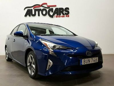 begagnad Toyota Prius 1.8 VVT-i Hybrid CVT | Active | Navi