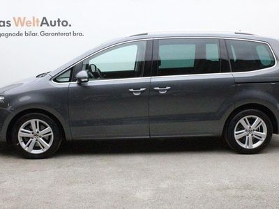 begagnad VW Sharan TDI 184 4M DSG Premium Drag 2018, Kombi 319 900 kr
