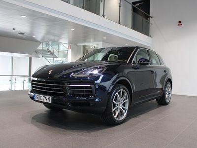 begagnad Porsche Cayenne 2019, SUV 795 000 kr