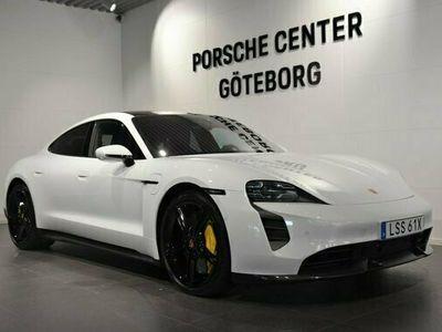 begagnad Porsche Taycan Turbo S 2020, Personbil Pris 1 895 000 kr