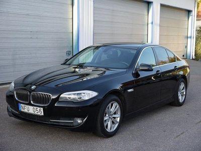 begagnad BMW 520 D 184hk Automat Drag Motorvärmare Kup