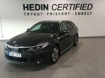 begagnad Kia Optima P-HEV 2.0 Hybrid Aut, 205hk, Harman Kardon