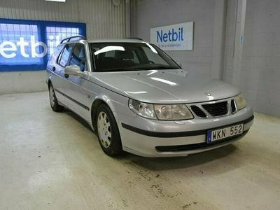 begagnad Saab 9-5 2.0t SportCombi 150hk
