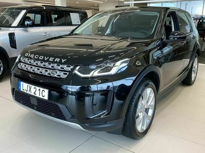 begagnad Land Rover Discovery Sport 2.0D AWD SE 180PS