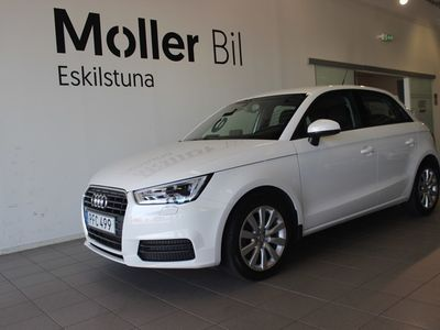 brugt Audi A1 Sportback SB 1,0TFSI 95HK