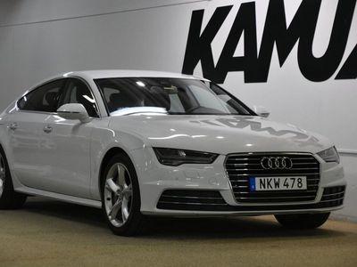 begagnad Audi A7 Sportback 3.0 TDI V6 | Quattro | Värmare | Bose | Navi | 320hk