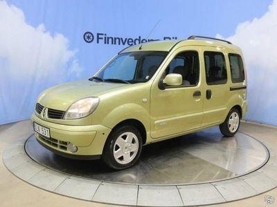 gebraucht Renault Kangoo 1.6 Besiktad till 20-05-31 -06