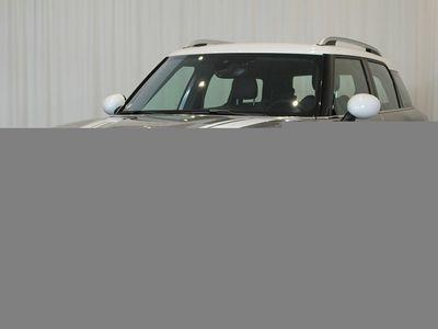 begagnad Mini Countryman ALL4 Automat Experience Euro 6 136hk