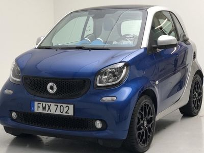 begagnad Smart ForTwo Coupé III 0.9 Turbo (90hk)