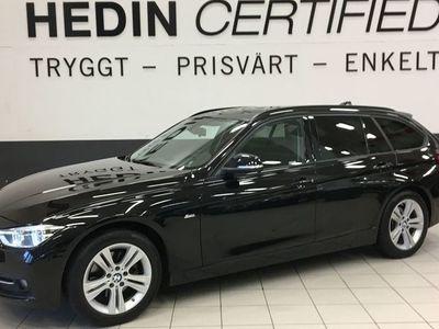 begagnad BMW 320 d (190hk) SPORT LINE / V-HJUL / PDC