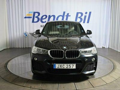 begagnad BMW X4 xDrive20d M Sport 190hk
