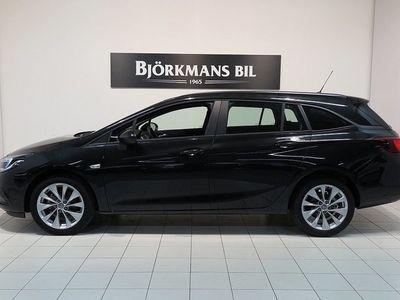 begagnad Opel Astra Nya Kombi Enjoy 125hk 17