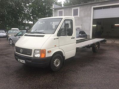 begagnad VW LT 35 Biltransport 2.5 TDI 102hk