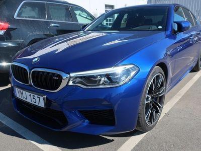 brugt BMW M5 Sedan / M Sport Avgassystem / Navi Pro