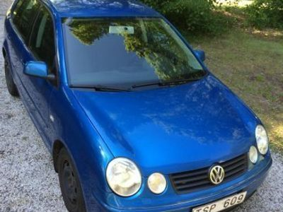 brugt VW Polo 1,4 -03