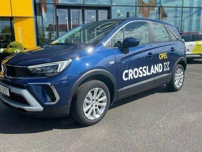 begagnad Opel Crossland X Business Elegance P130 Aut +