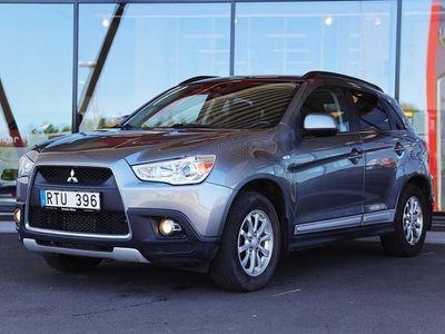 begagnad Mitsubishi ASX 1.8 Di-D+ 4WD 150hk