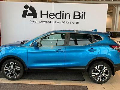 begagnad Nissan Qashqai DIG-T 160 N-Connecta 2020, SUV Pris 229 900 kr