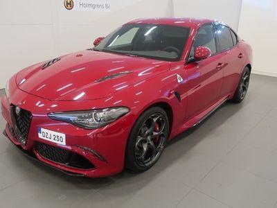 used Alfa Romeo Giulia QuadrifoglioQ V6 AT8