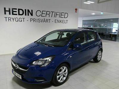 begagnad Opel Corsa 1,4 90HK Enjoy Plus