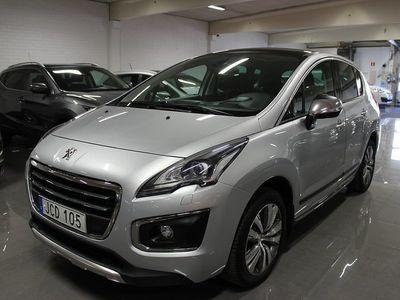 gebraucht Peugeot 3008 1.6 BlueHDi/Låga mil/Rikligt utr -15