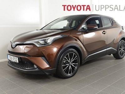 begagnad Toyota C-HR 1,8 Elhybrid Executive Teknikpake -18
