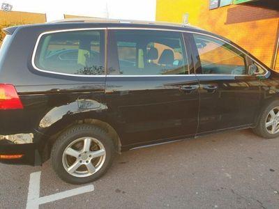 begagnad VW Sharan 7-sits säljes -11