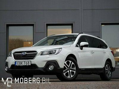 begagnad Subaru Outback 2.5 AWD Active Backkamera Carplay 2020, Kombi Pris 277 900 kr
