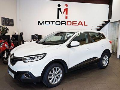 begagnad Renault Kadjar 1.6 dci/4WD/Navi/Euro6
