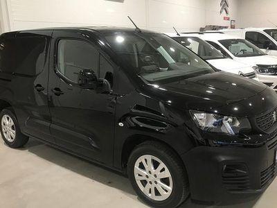 begagnad Peugeot Partner Pro L1 EAT HDI 2019, Minibuss 195 000 kr