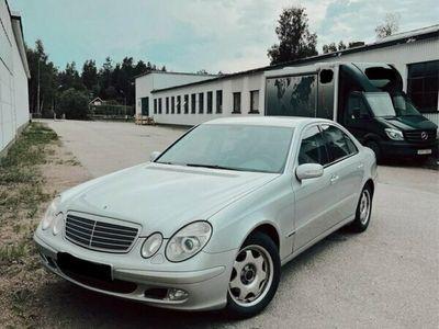 begagnad Mercedes E240