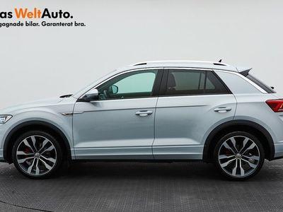 begagnad VW T-Roc TSI190 DSG 4M R-Line Sportch 2018, SUV 274 900 kr