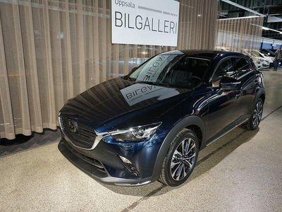 begagnad Mazda CX-3 2.0 150 hk Aut. Optimum AWD Skinn -19