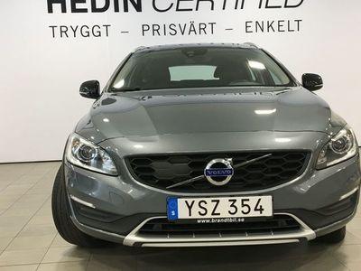 begagnad Volvo V60 CC D4 Cross Country AWD (190hk)